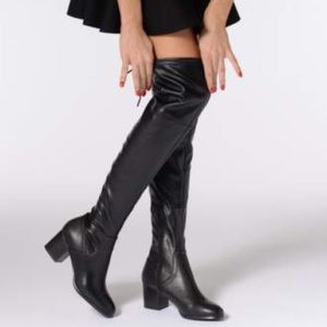 Abiwia over-the-knee boot